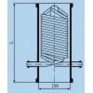 Simax холодильник  c 2 тубусами PZ 200 (Кат. № 632 611 215 771)