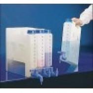 Задвижка вентиля пластиковая для компактных контейнеров с кат. № 155094 (156094) (Vitlab)